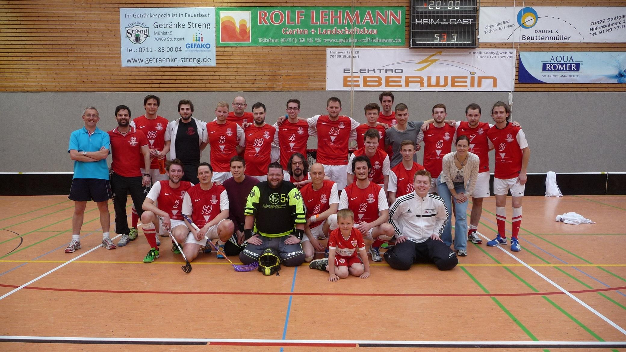 Saison 2014/2015 | TSV Calw