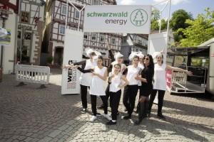 3.ENCW Schwarzwald E-Rallye 2014
