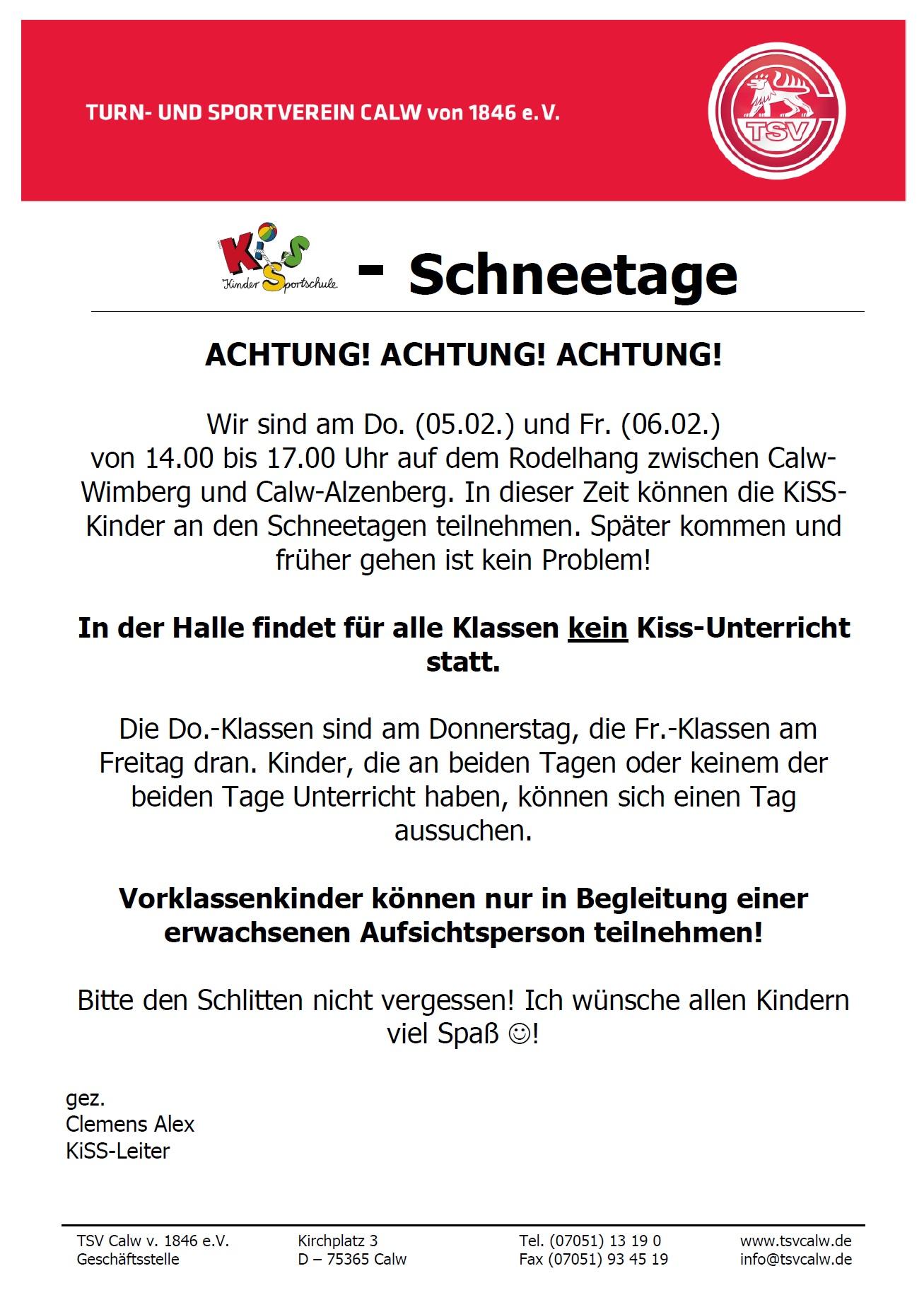55_KiSS-Schneetage 2015_Brief